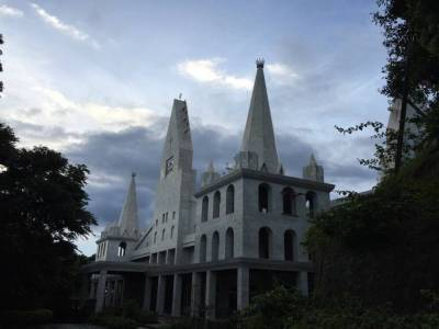 Solomons Temple Aizawl