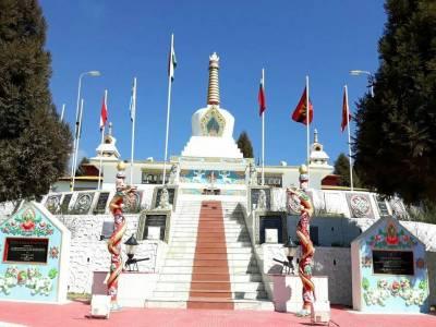 Tawang War Memorial Arunachal Pradesh