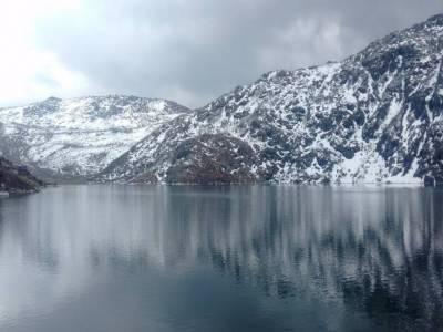 Changu Lake in Sikkim