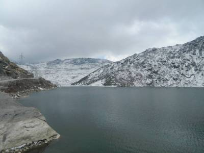 Changu Lake in Gangtok