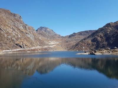 Tsomgo Lake Gangtok Sikkim