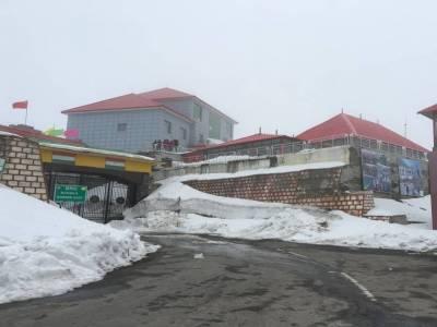 Nathu La Pass Gangtok Sikkim