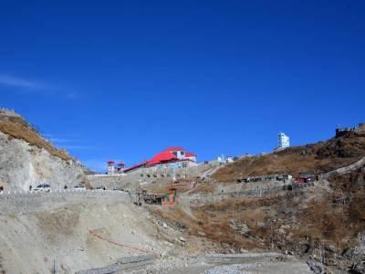Nathu La Pass Sikkim