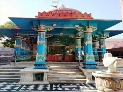 Brahma Temple Pushkar Rajasthan