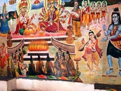 Brahma Temple in Rajasthan