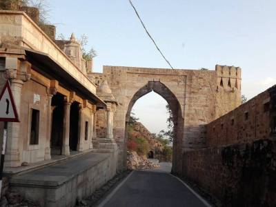Chittor Fort Rajasthan