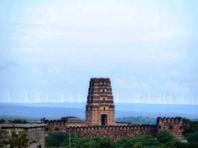 Gandikota Fort Kadapa Andhra Pradesh