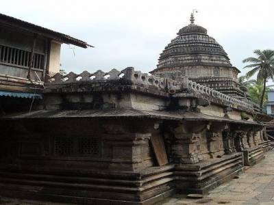 Mahabaleshwara Temple Uttara Kannada Karnataka