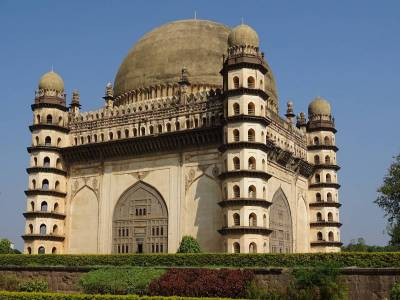 Gol Gumbaz in Bijapur of Karnataka