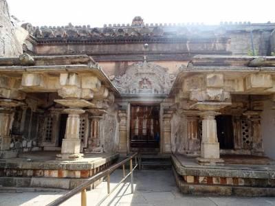 Bahubali, the Jain God
