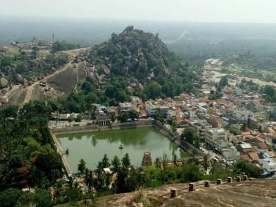 Gommateshwara Statue in Shravanabelagola