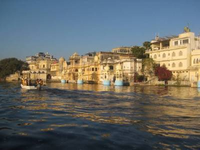Jag Mandir Palace in Rajasthan