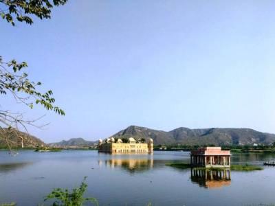 Jal Mahal Rajasthan