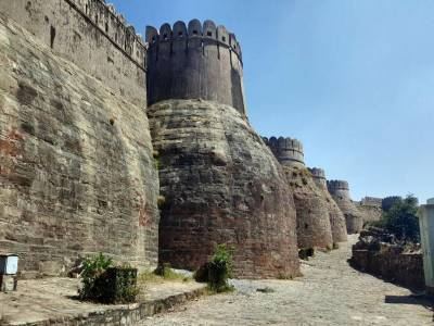 Kumbhalgarh Fort Rajsamand Rajasthan
