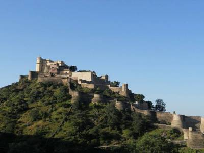 Kumbhalgarh Fort second largest wall