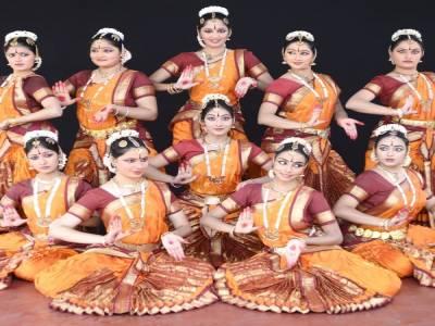 Classical Dance Bharatnatyam