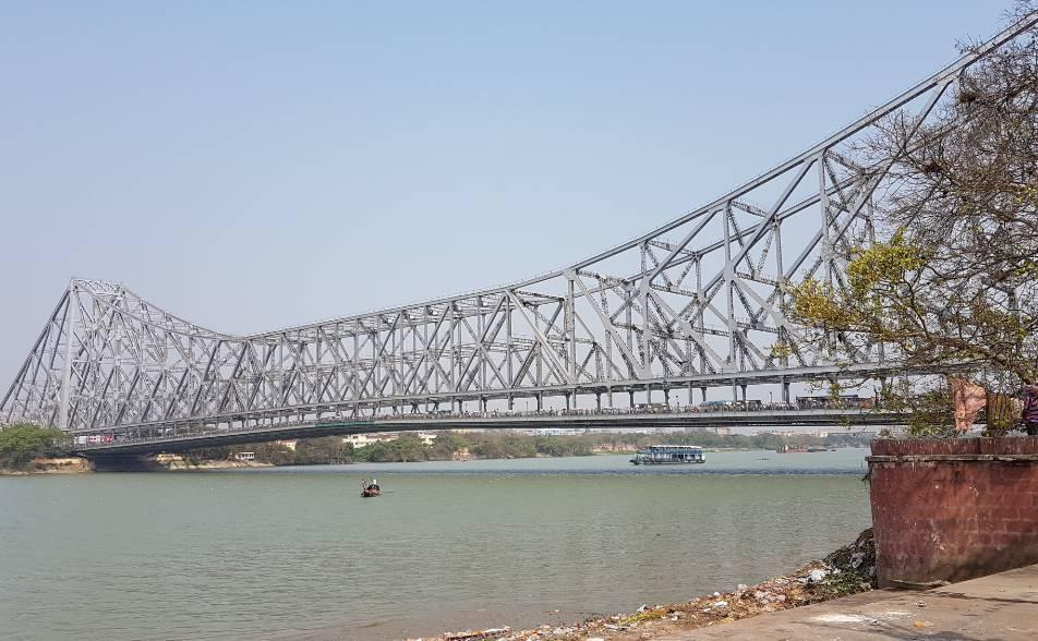 Howrah Bridge Kolkata - Rabindra Setu Kolkata, History, Photos