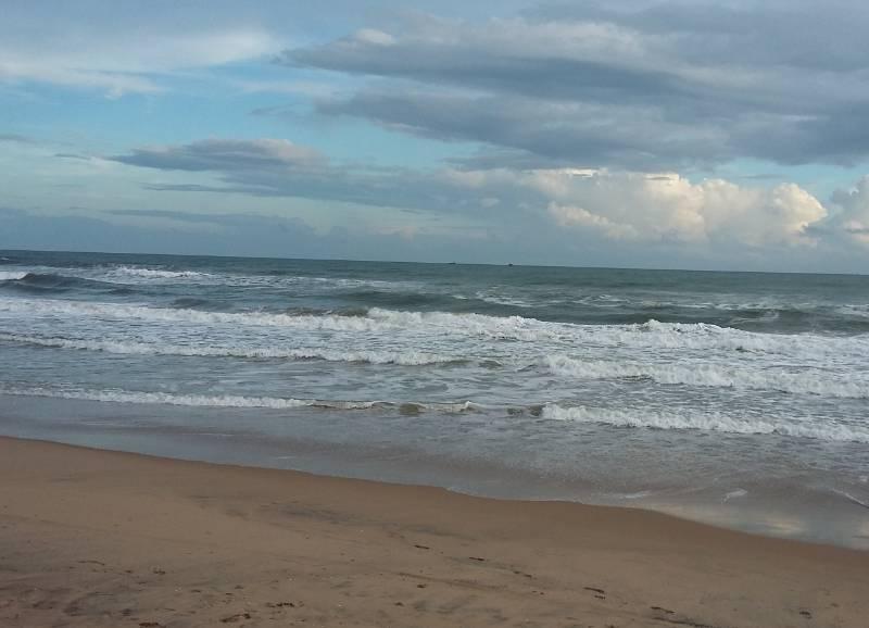 कोणार्क बीच, Konark Beach is one of the tourist places in puri