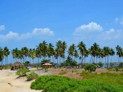 St Marys Islands in Udupi of Karnataka