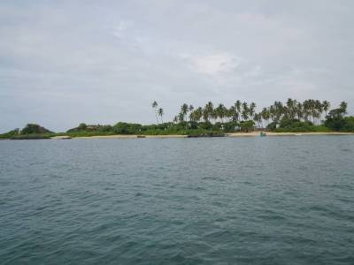 St Marys Islands in India