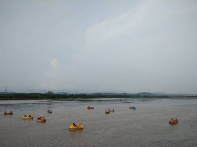 Activities in Sukhna Lake