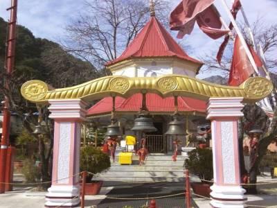 Naina Devi Temple Uttarakhand