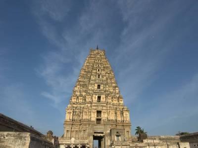 Virupaksha Temple Hampi Bellary