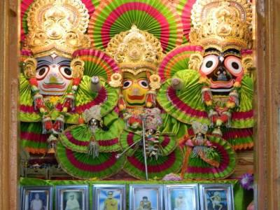 Jagannath Bari  or Jagannath Temple in Agartala of Tripura