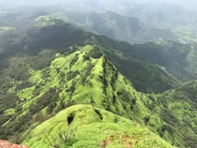 Mahabaleshwar Hill Station Satara Maharashtra