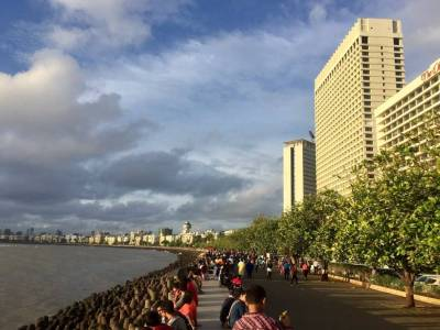 Marine Drive Mumbai Maharashtra