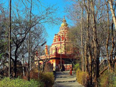 Parvati Hill Temple Pune Maharashtra