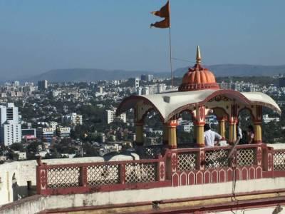 Parvati Hill Temple Pune