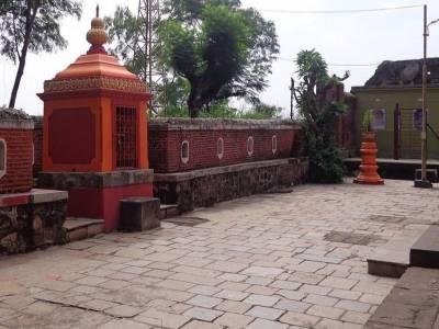 Parvati Hill Temple Maharashtra