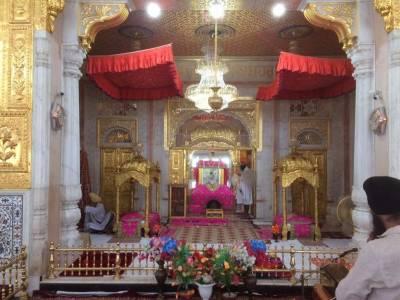Harmandir Sahib Gurudwara in Patna Bihar