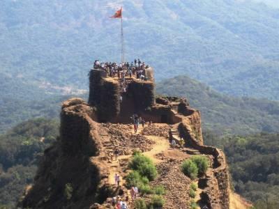 Pratapgad Fort Pune Maharashtra