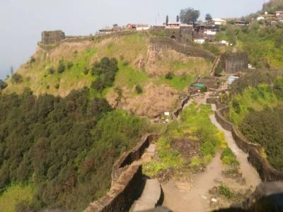 Pratapgad Fort Pune