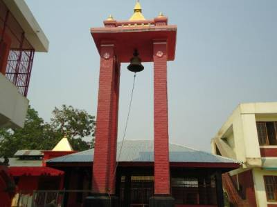 Hanuman Temple at Mahabali