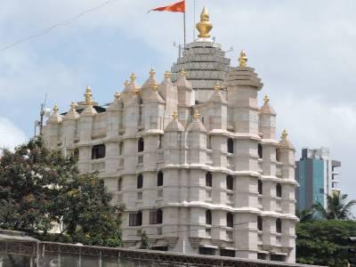 Shri Siddhivinayak Temple Mumbai Maharashtra