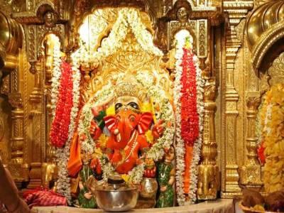 Shri Siddhivinayak Temple Maharashtra