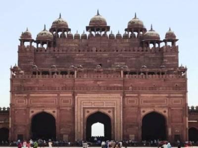 Buland Darwaza in Agra