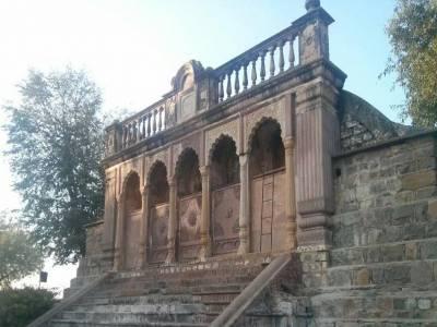 History of Jhansi Fort