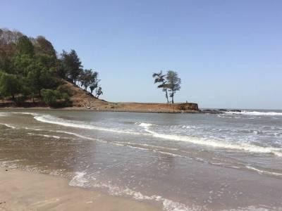 Kashid Beach Maharashtra