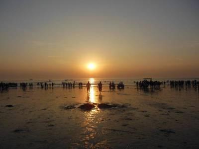 Kashid Beach in Alibaug