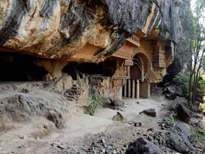 kondana caves maharashtra