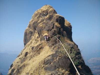 Lingana Pinnacle in Maharashtra