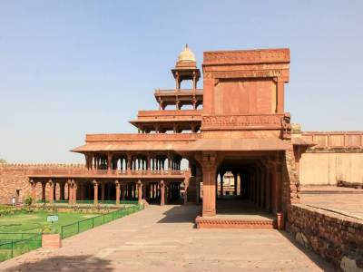 Panch Mahal in Agra