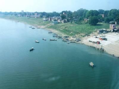 Triveni Sangam Allahabad Uttar Pradesh