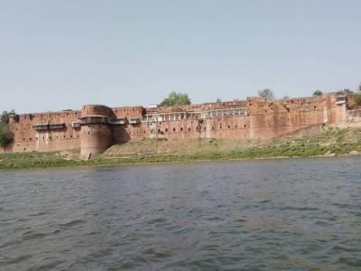 Allahabad Triveni Sangam
