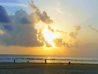 Cavelossim Beach in South Goa