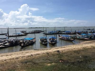 Chilika Lake Odisha